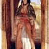 The beautiful Moorish Princess in Arronches